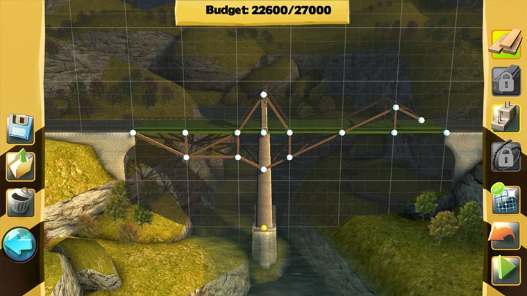 Bridge Constructor screen shot 0