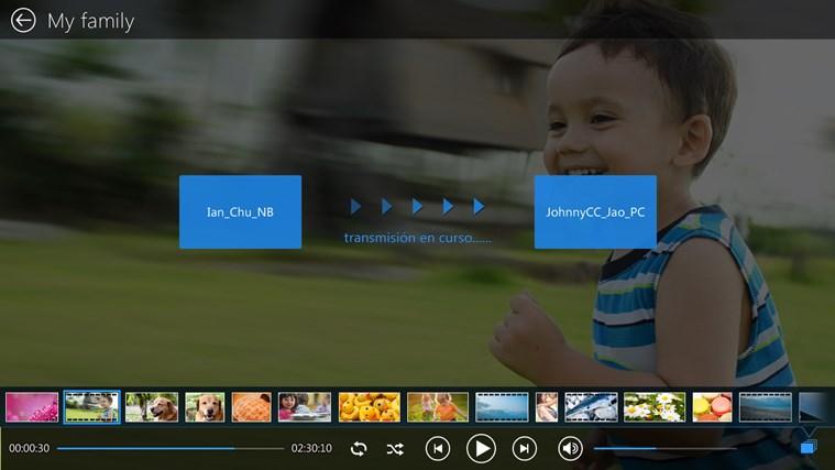 CyberLink Power Media Player captura de pantalla 4