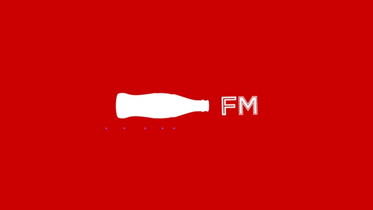 Coca Cola FM screen shot 0