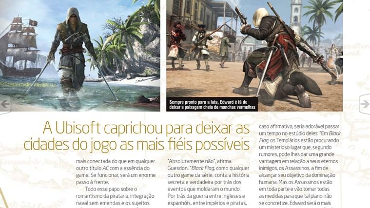 Revista Oficial do Xbox captura de tela 4