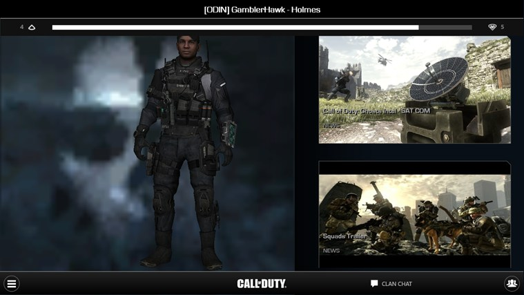 Call of Duty® screen shot 0
