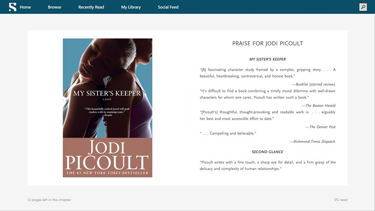 Scribd - Read Unlimited Books screen shot 2
