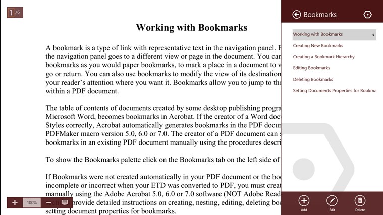 Drawboard PDF screen shot 4