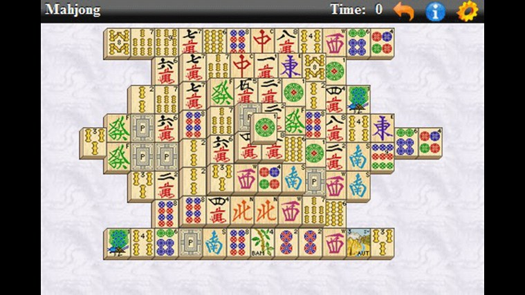 Mahjong Solitaire (Free) screen shot 0