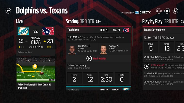 NFL Mobile screen shot 2