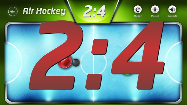 AirHockey screen shot 8