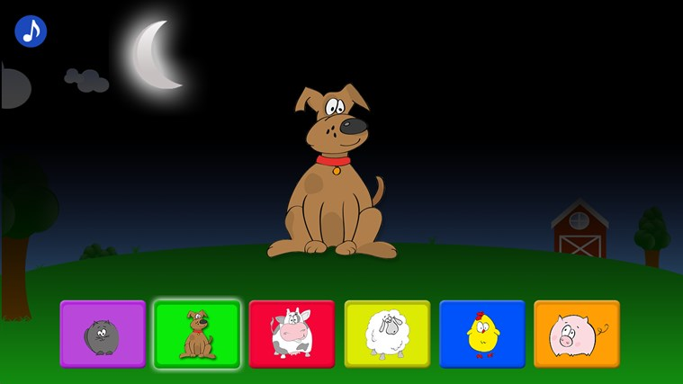Baby Games Animals Sounds Screenshot