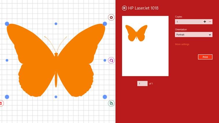 Vector ArtStudio screen shot 4
