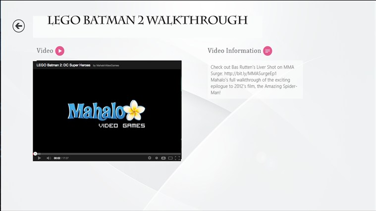 Lego Batman 2 Walkthrough petikan skrin 0