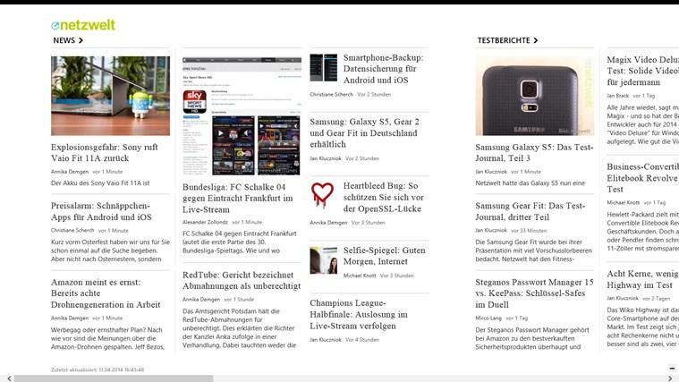 netzwelt Screenshot 0