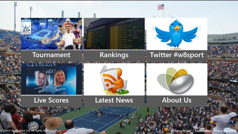 ATP Tour Tennis screenshot 0