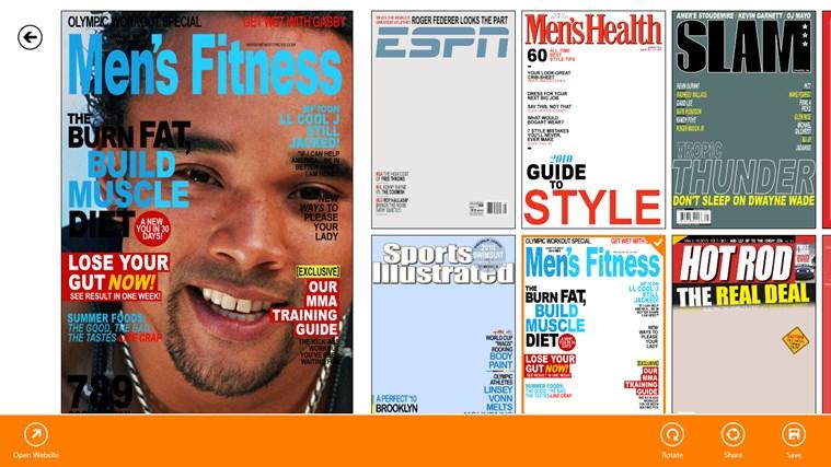 Covers screenshot 2