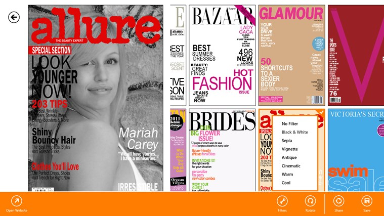 Covers screenshot 4