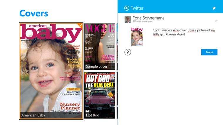 Covers screenshot 6