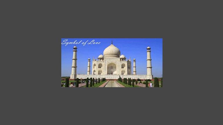 Taj Mahal Darshan petikan skrin 0
