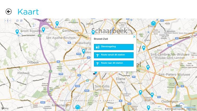 Railtime schermafbeelding 6