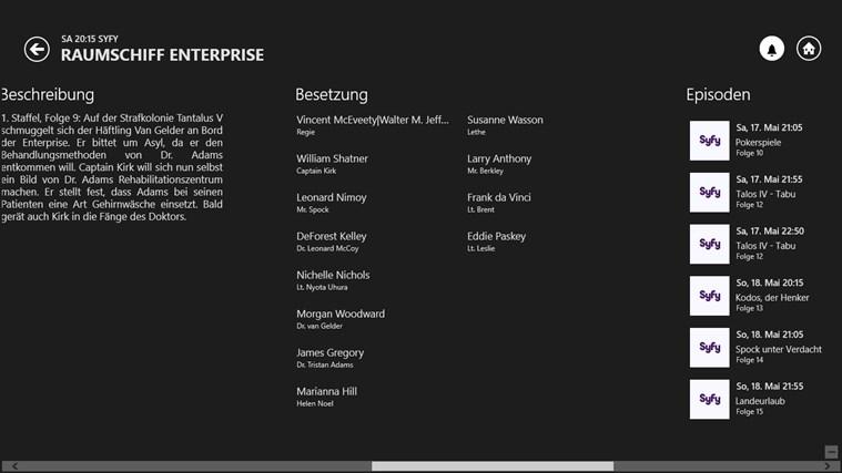 TV-Programm Screenshot 6