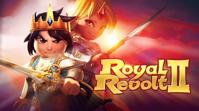 Royal Revolt 2 screen shot 0