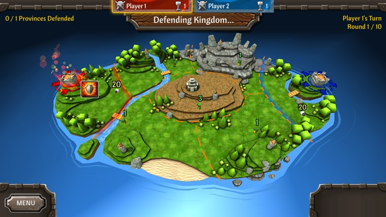 Siegecraft Defender screen shot 6