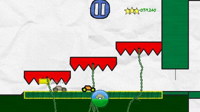 JellyCar 3 screen shot 2