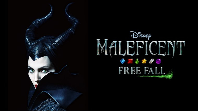 Maleficent Free Fall screen shot 0