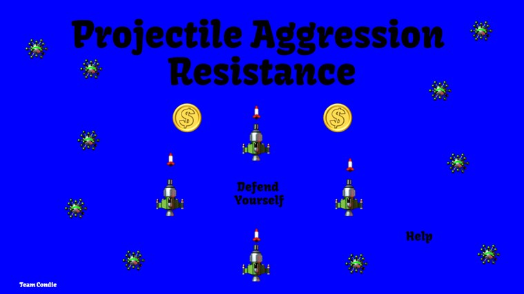 Projectile Aggression Resistance screen shot 0