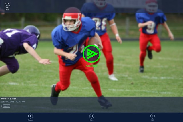 Coach's Eye screen shot 2
