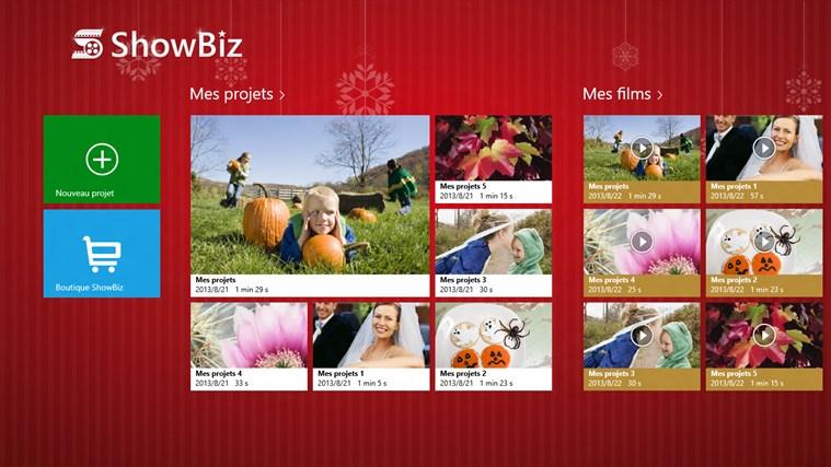 ArcSoft ShowBiz capture d'écran 0