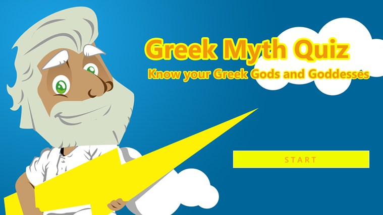 Greek Myth Quiz screen shot 0