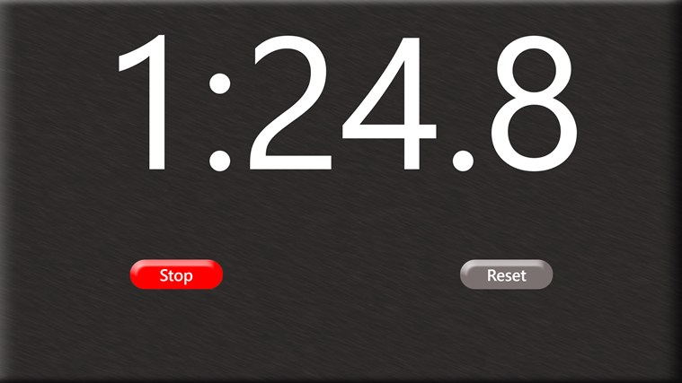 Stopwatch‰ screenshot 0