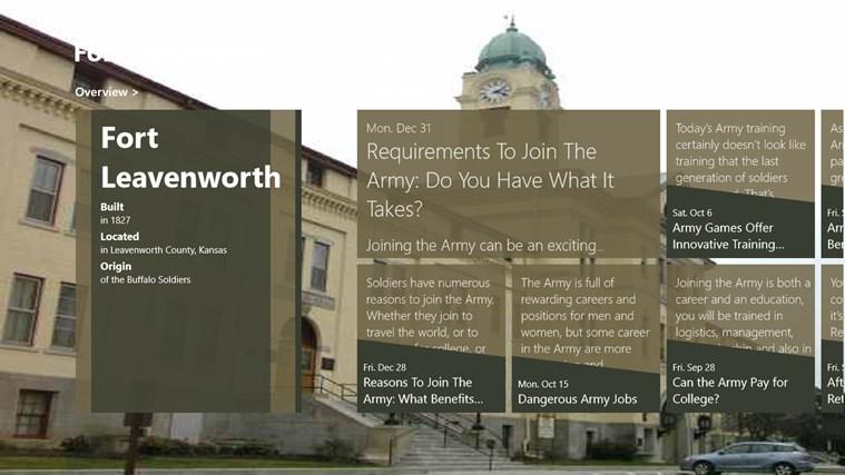 fort leavenworth dissertations