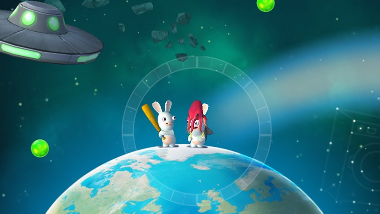 Rabbids Big Bang screen shot 2