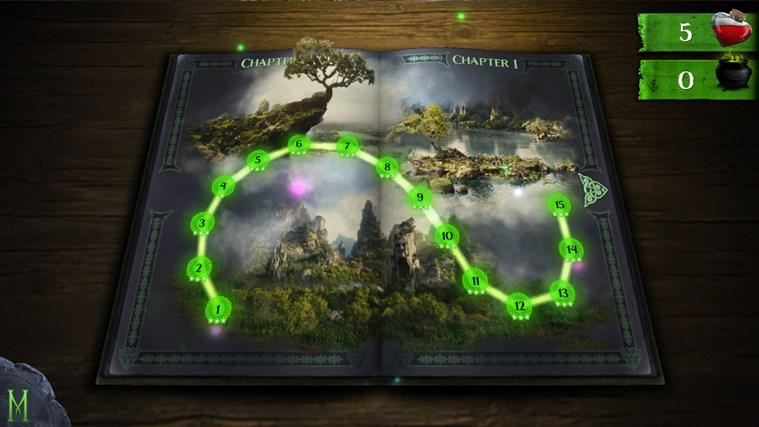 Maleficent Free Fall screen shot 4