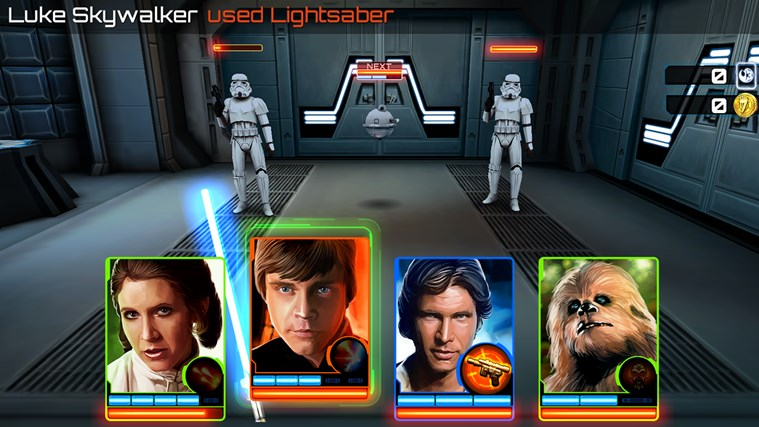 Star Wars: Assault Team screen shot 0