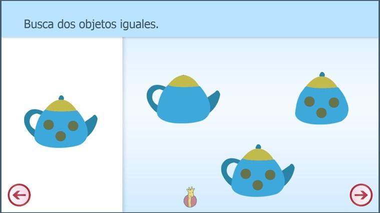 Aprendiendo Juntos - Parejas, Segundo Nivel screenshot 2