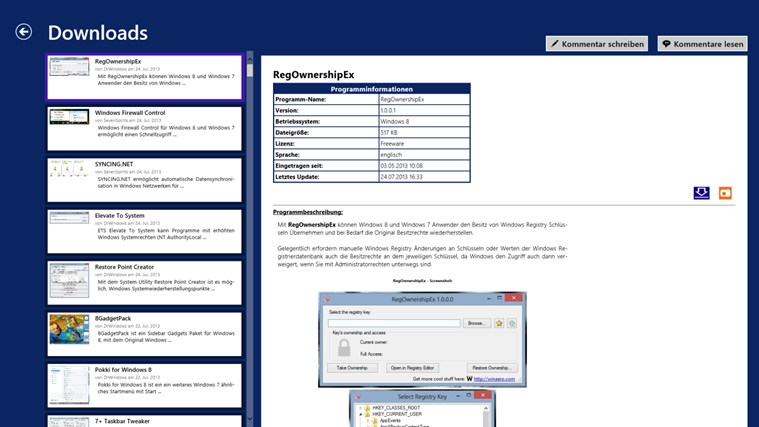 Dr. Windows Screenshot 4