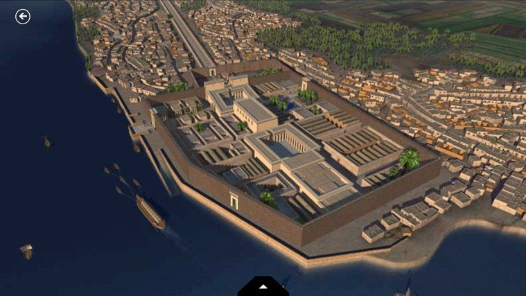 Future AC Titles Forums Page - Map of egypt 3d