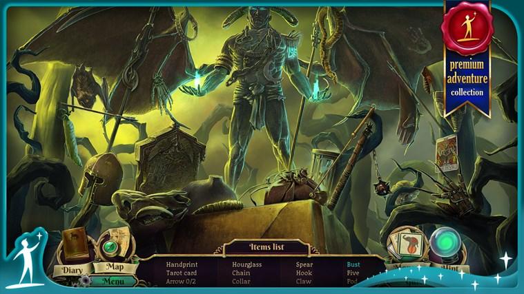 Dark Arcana: The Carnival (Full) screen shot 4