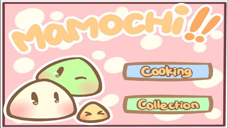 Mamochi screen shot 0