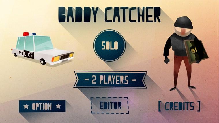 Baddy Catcher screen shot 0