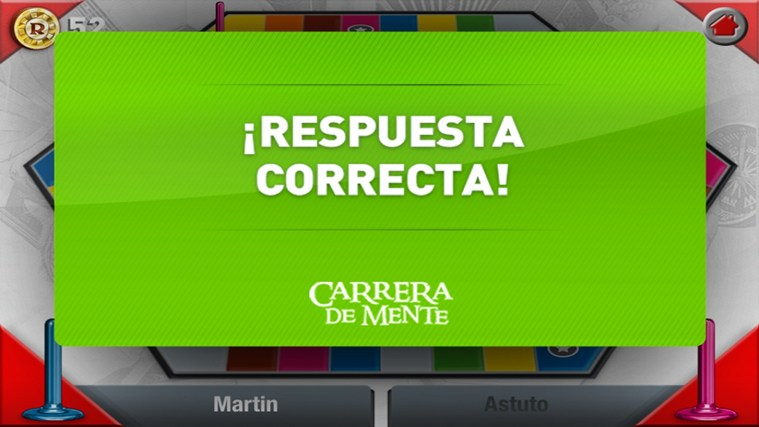 Carrera de Mente Lite screen shot 6